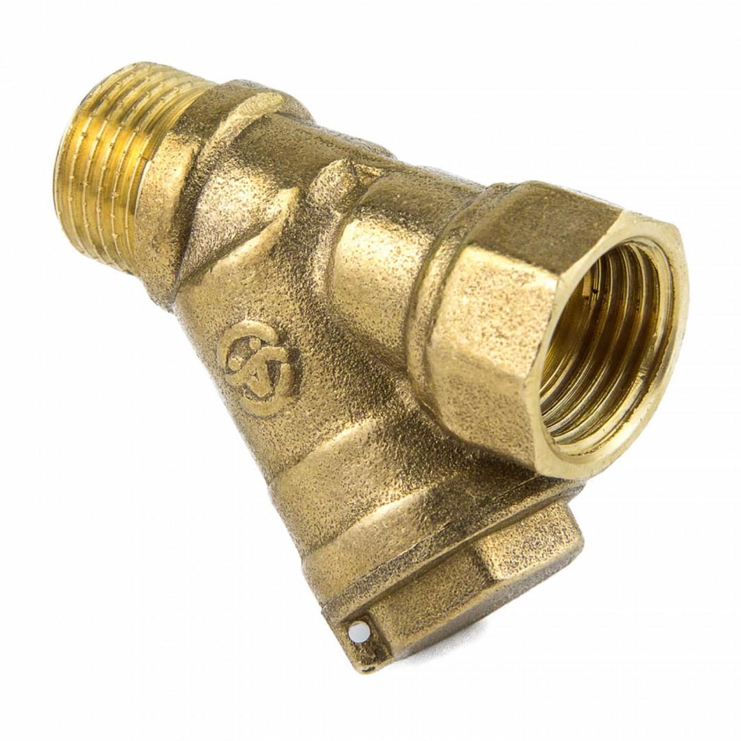 Фильтр латунный сетчатый Ду -15 РУ 16 код 227