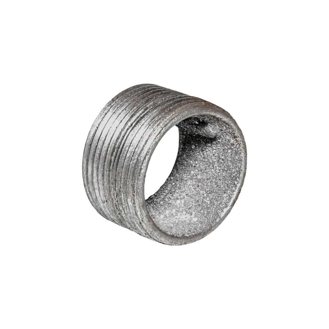 Ниппель стальной  для чугунного радиатора код 141