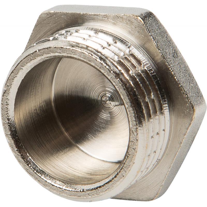 Заглушка стальная с резьбой 3/4 Valtec код 00-212