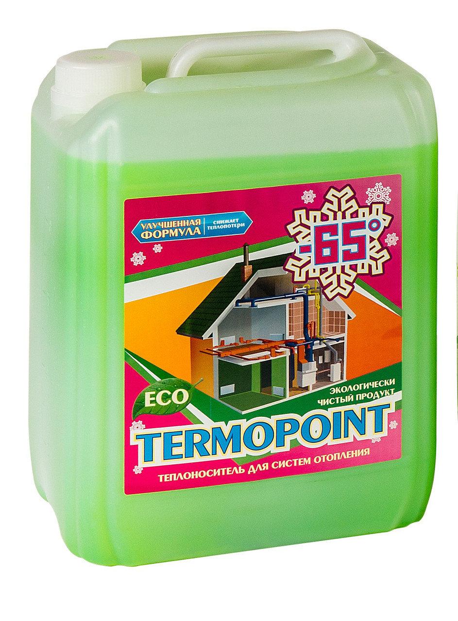 Теплоноситель Termopoint ЭКО 65, 10 кг (пропиленгликоль)